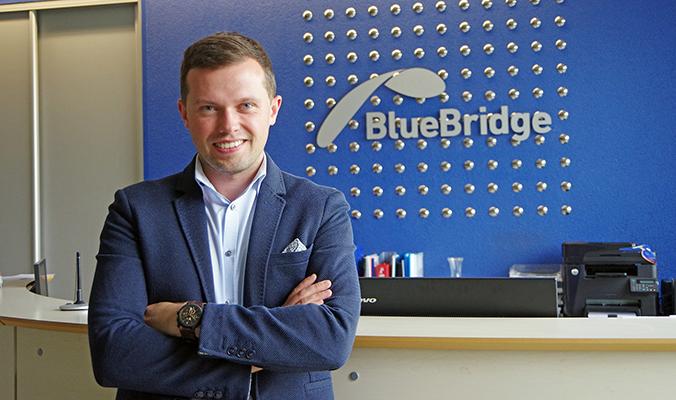 Algirdas Lunys Blue Bridge