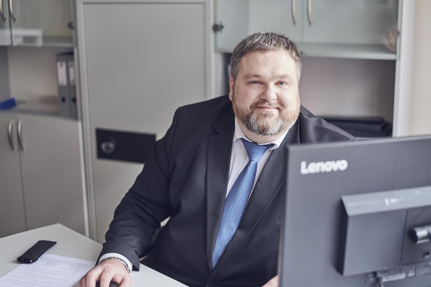 SĮ VASA IT vyriausiasis inžinierius Laimonas Murinas