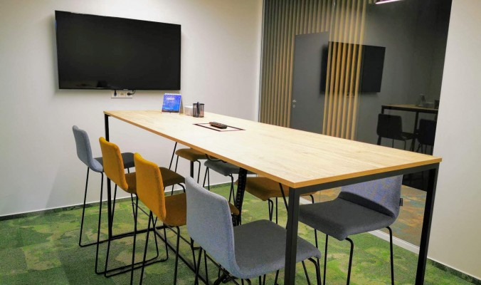 Meeting room at Blue Bridge