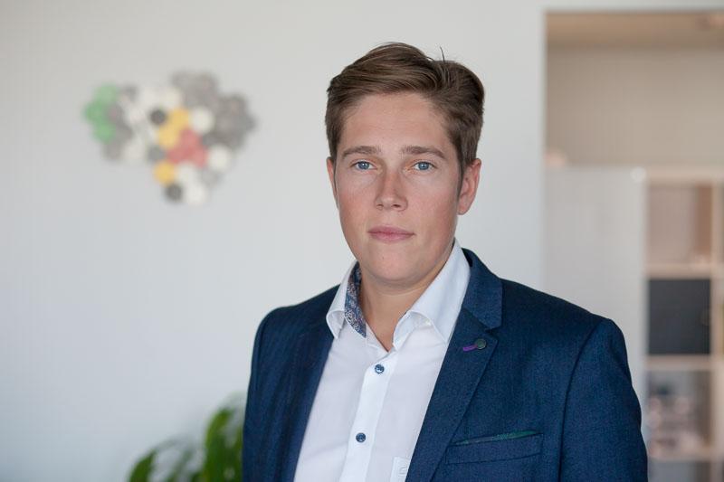 """Marius Kaukėnas, """"Hermitage Solutions"""" saugumo specialistas"""