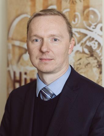 Vilniaus universiteto Matematikos ir informatikos fakulteto docentas dr. Linas Bukauskas