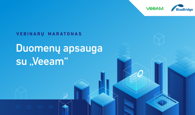 Blue Bridge, Veeam