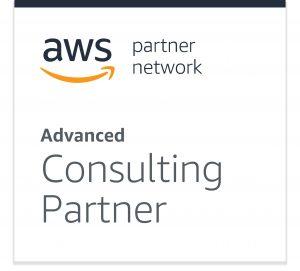 Blue Bridge AWS Consulting partner badge