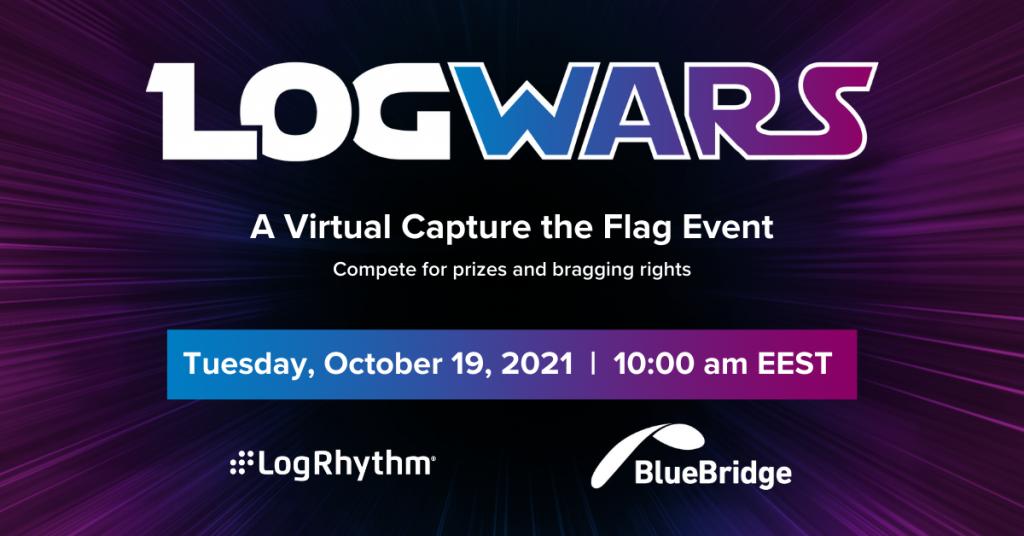 """LogWars Capture the Flag"" (CTF)."