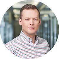 """Kęstutis Meškonis, """"Blue Bridge"""" vyr. sistemų inžinierius-konsultantas"""